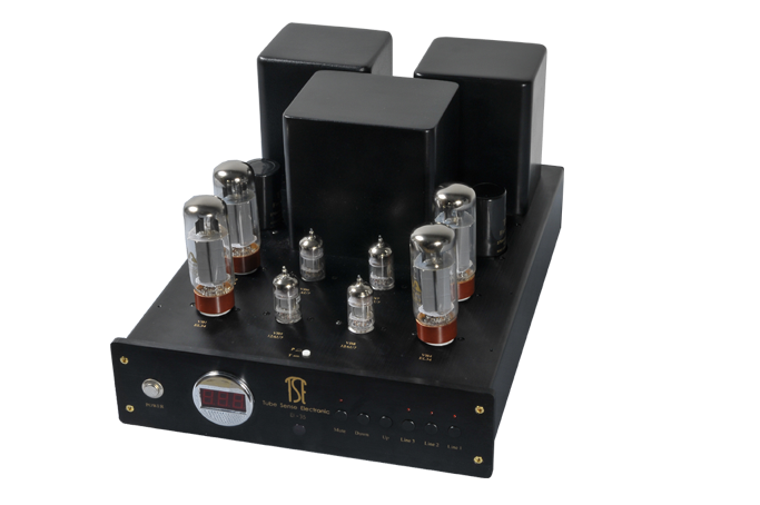 EI-35 Tube Stereo Integrated Amplifier